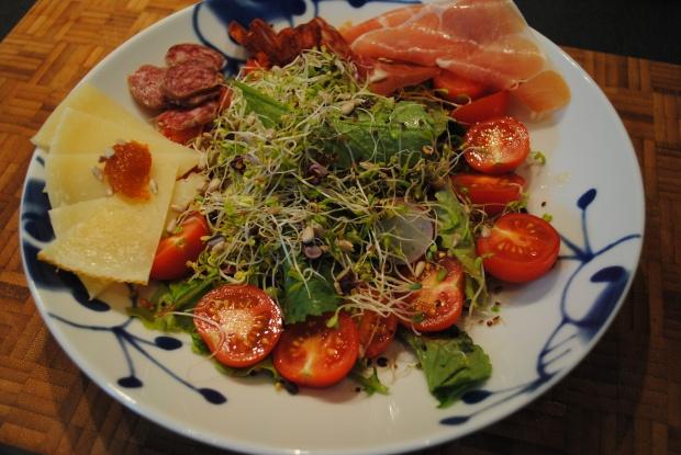salat ekstra